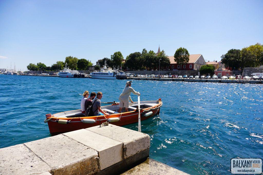 Floating Man Zadar