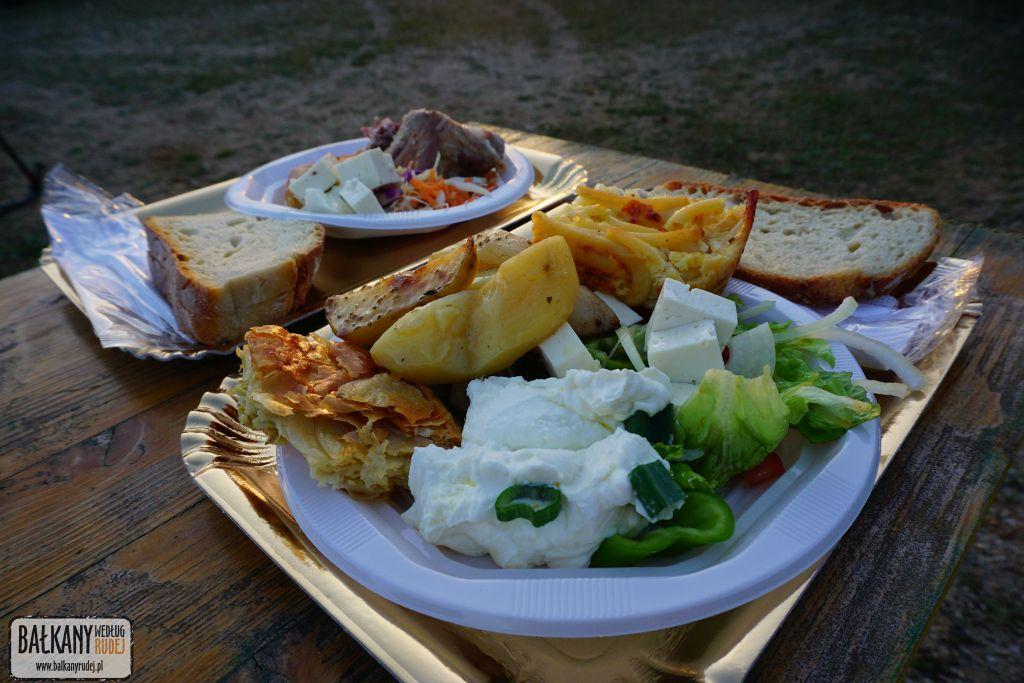 Albania jedzenie