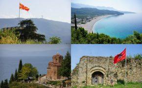 Albania i Macedonia