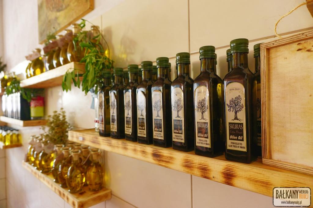 Skuras Olive Oil