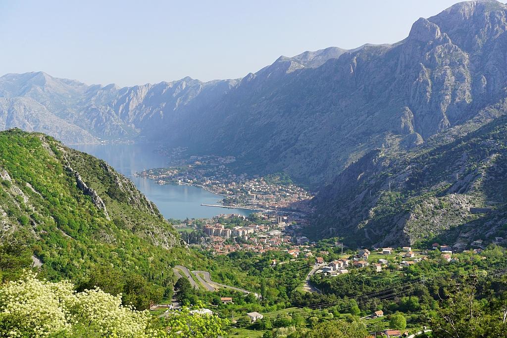 najpiękniejszy widok na Bokę Kotorską