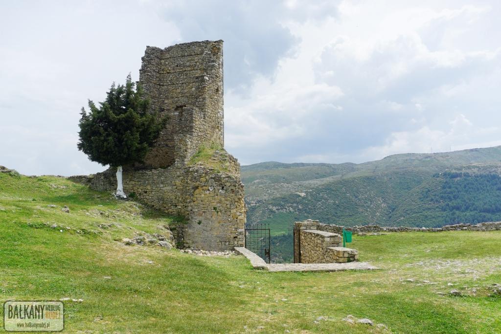 Zamek Kaninë