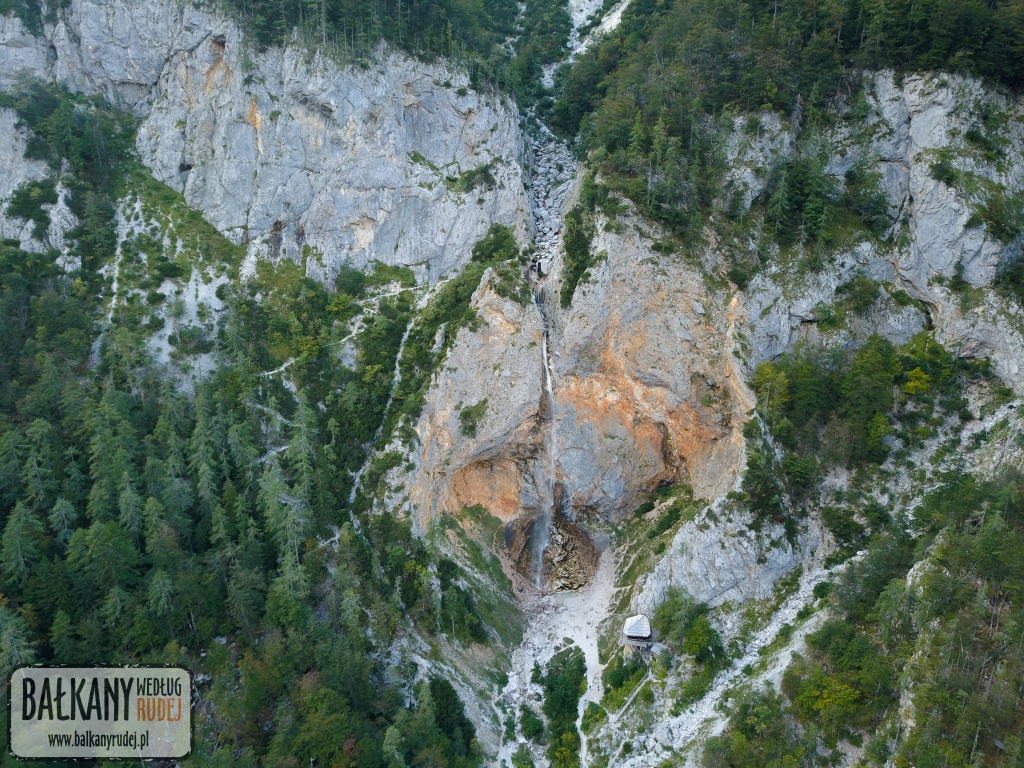 Wodospad Rinka