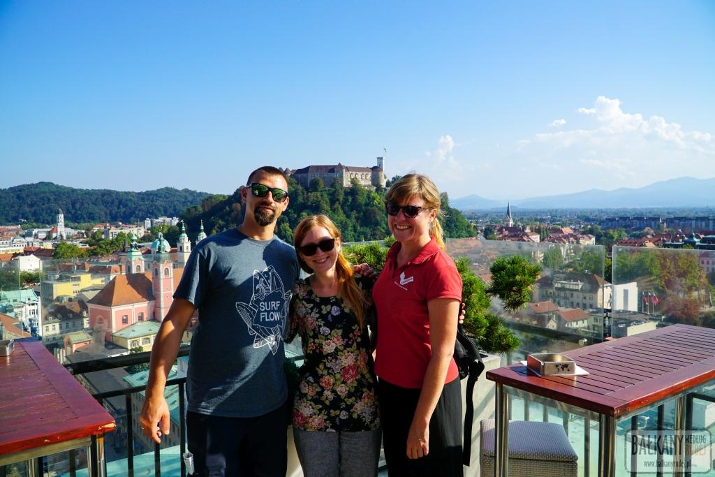 Food Tour Ljublana