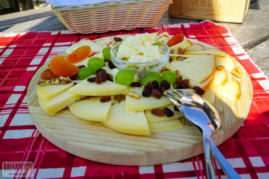 słoweńskie sery