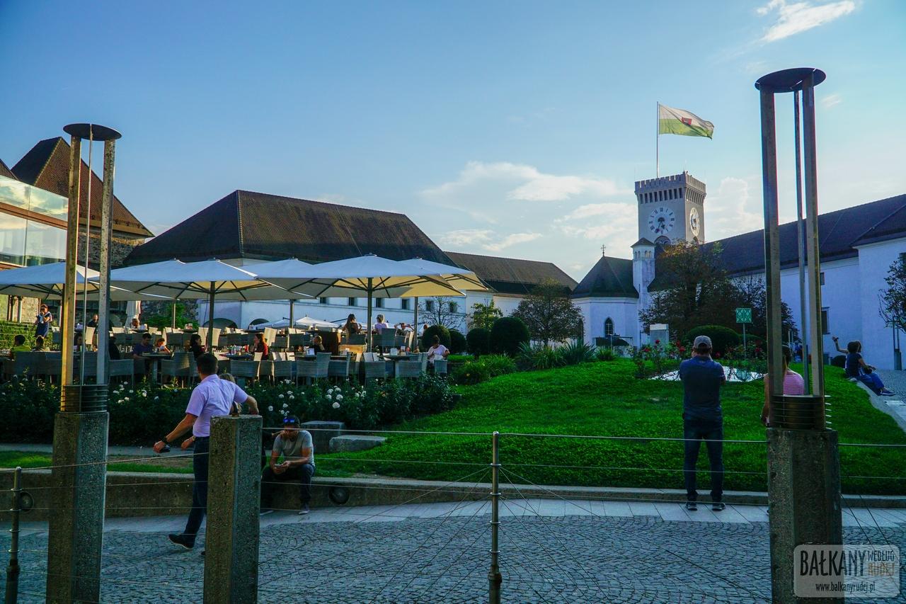 Lublana zamek