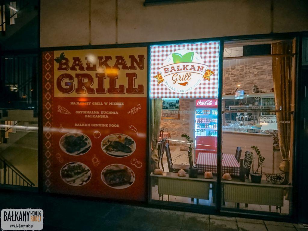Balkan Grill