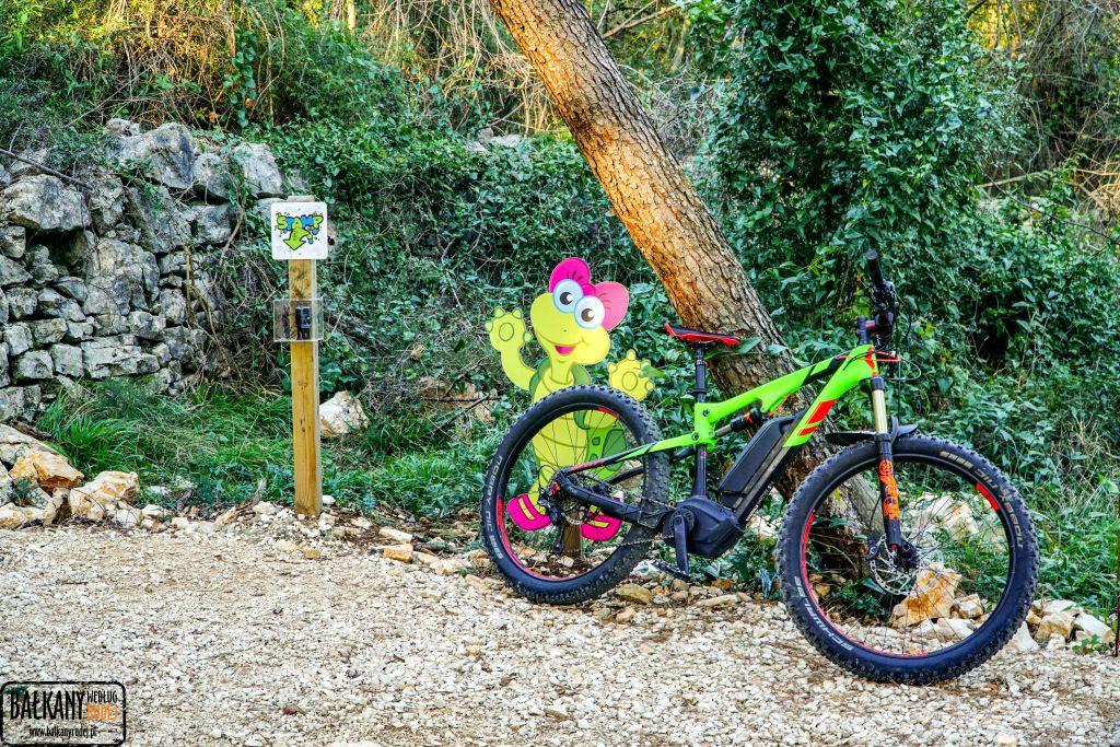 Bike Park Rabac