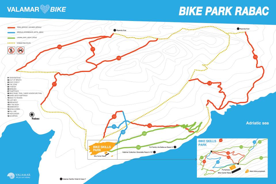 bike center rabac