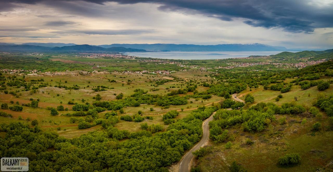 Jezioro Ochrydzkie