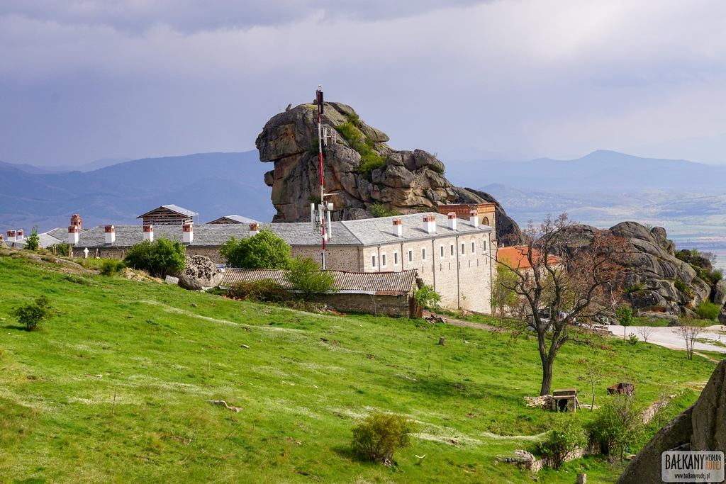 Monaster Treskavec