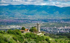 Rowerowe Skopje
