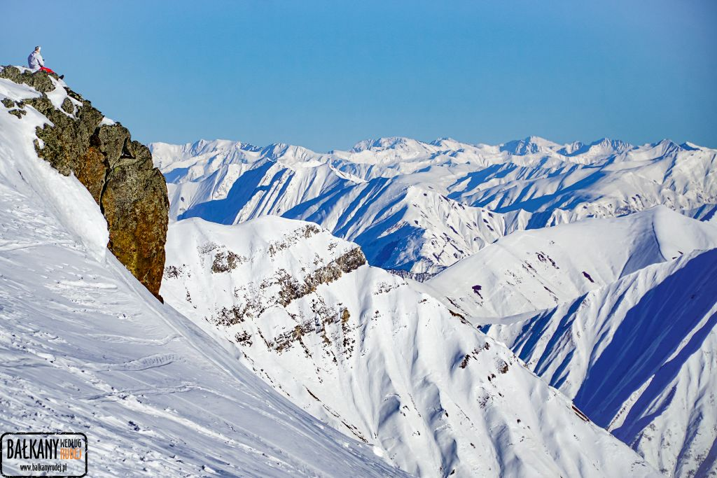 Gruzja w Zimie