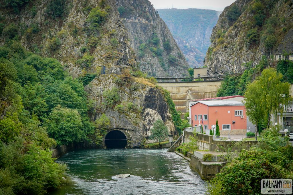 Hydroelektrownia Matka