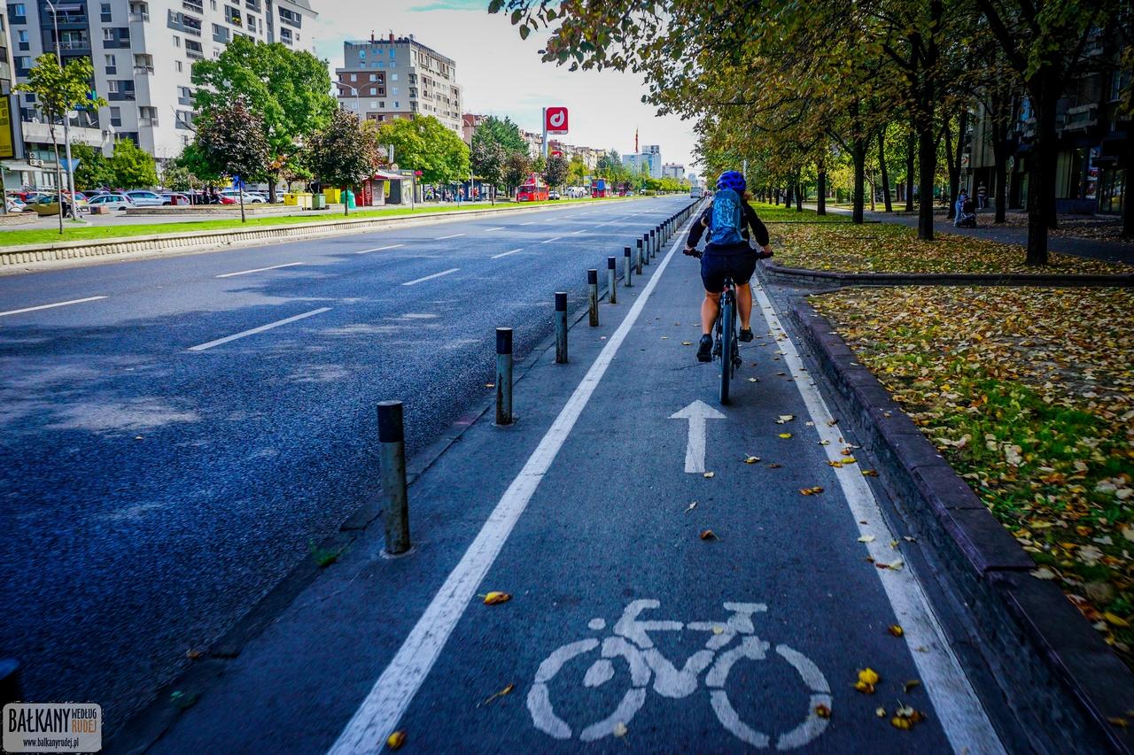 Transport w Skopje