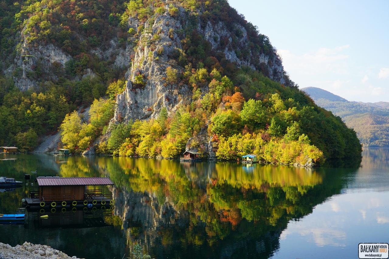 Jezioro Perućac