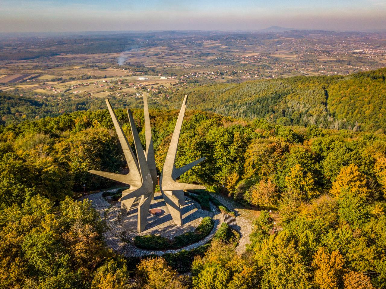 pomnik Kosmaj