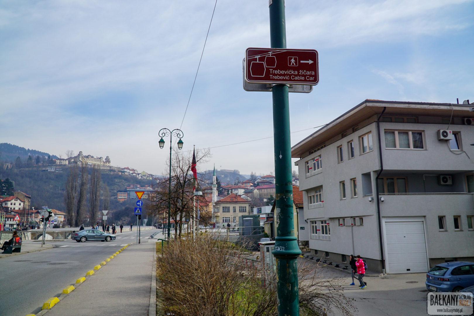 kolej linowa na Trebevic
