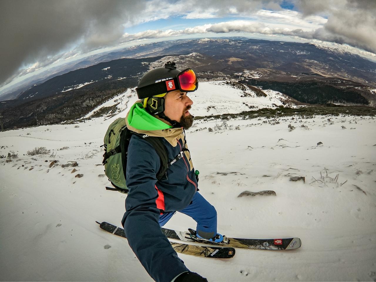 balkanska wyprawa skiturowa