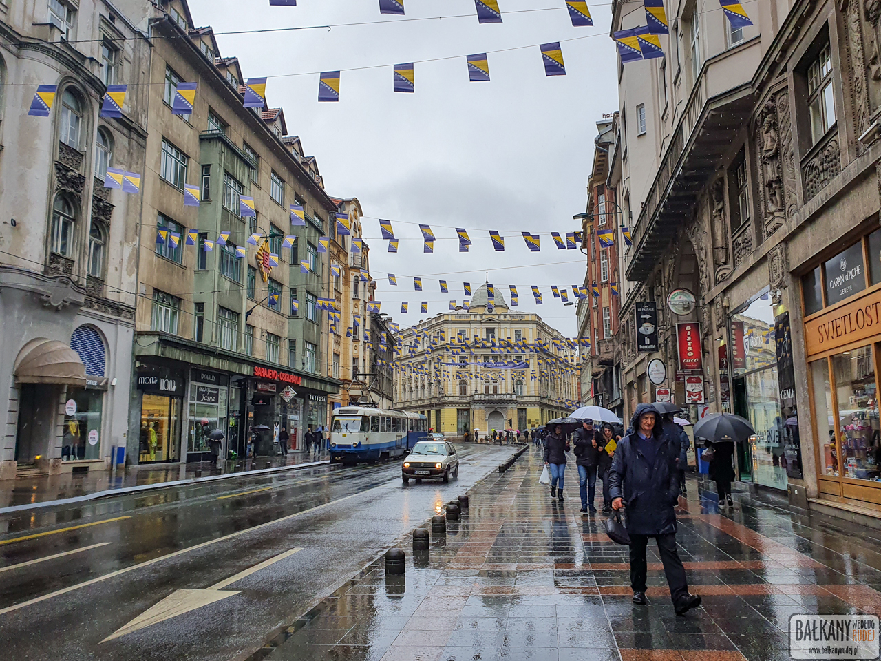zamieszkac w Sarajewie