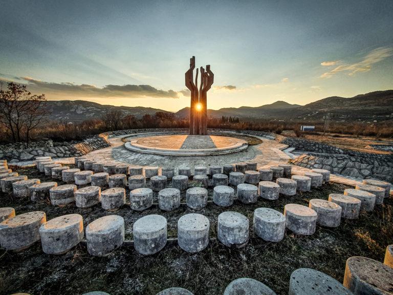 czarnogorskie pomniki