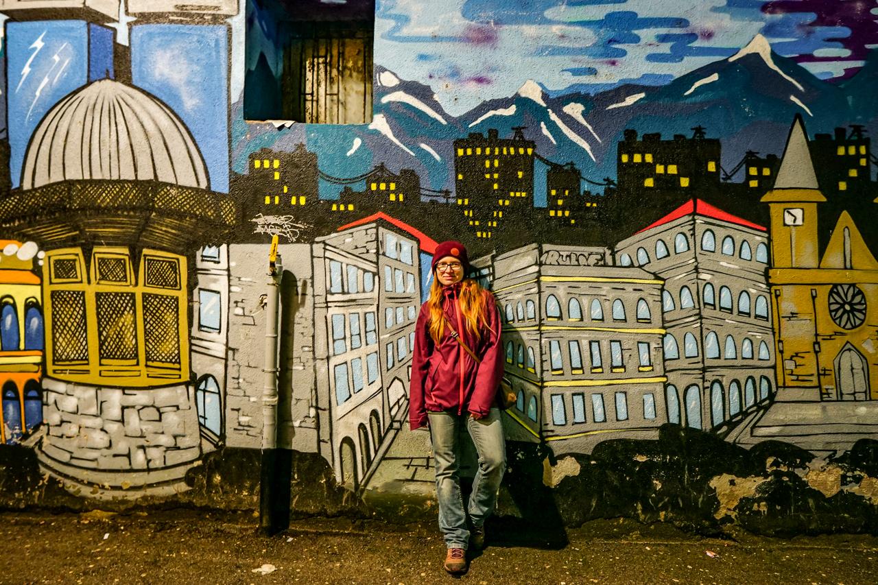 street art w sarajewie