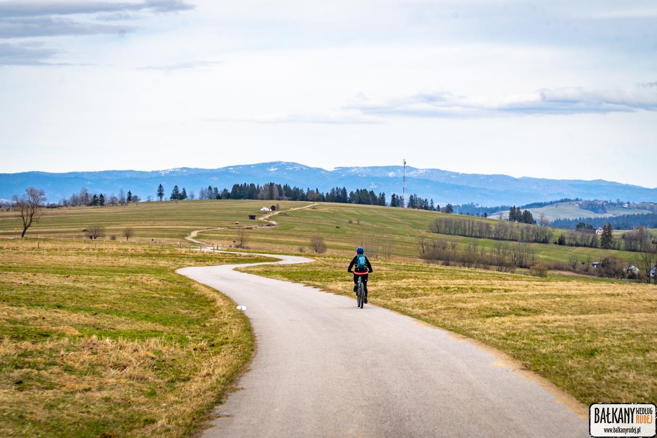 podhale rowerem