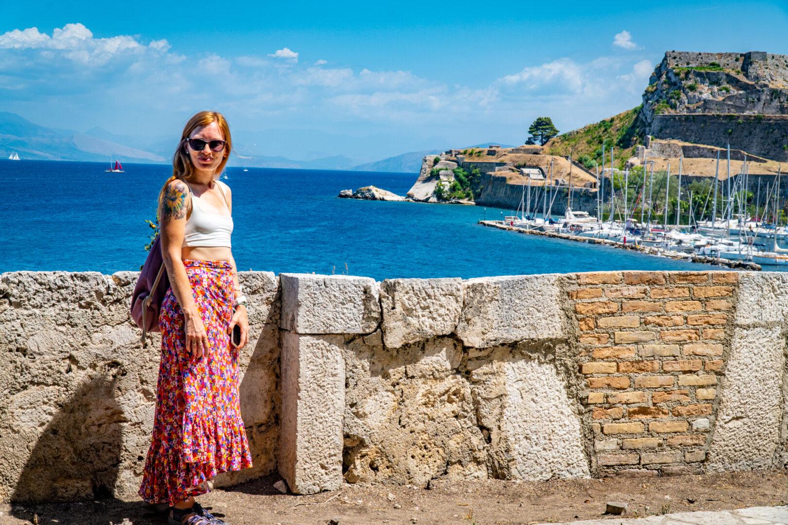 co zobaczyc na Korfu