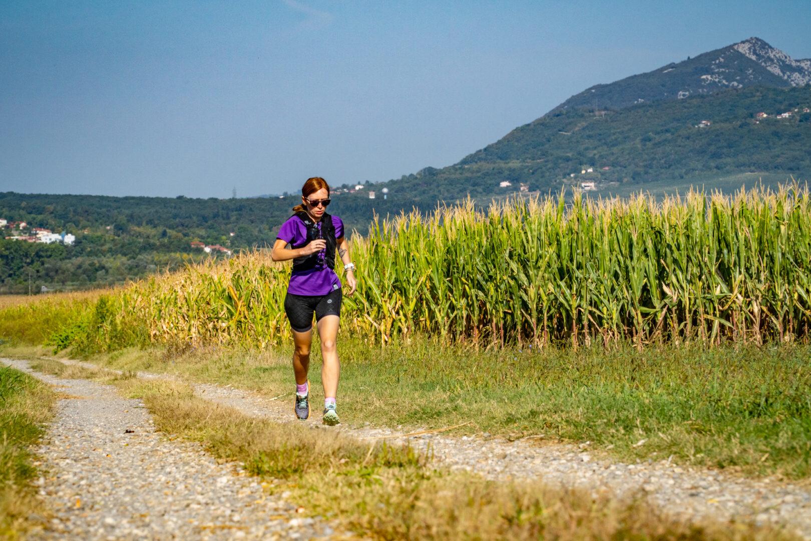 run & travel
